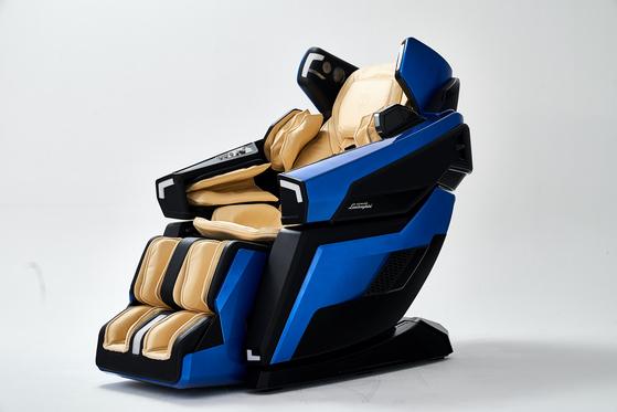 兰博基尼造了一款超强按摩椅,售价3万美元