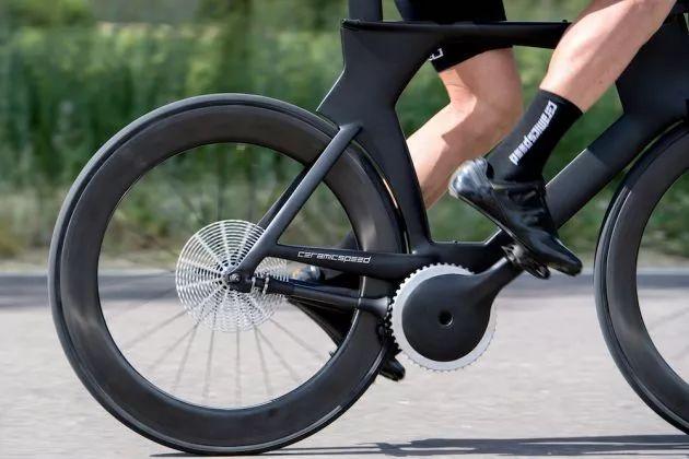 号称全球最省力的自行车,传动效率高达99%